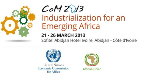 African Union Conference Ministers Economy