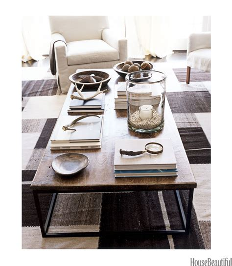 A coffee table is a very important living room furniture, since it's the center of attention, when you enter a room. 12 Actually Cool Ways To Style Your Coffee Table | Cool coffee tables, Best coffee table books ...