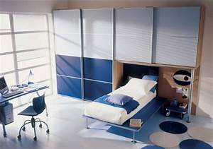 30 cool and contemporary boys bedroom ideas in blue With cool and stylish room boys