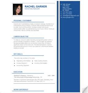 attractive cv templates free download get your dream job with an attractive resume random pages