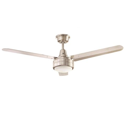 petersford 52 in led brushed nickel ceiling fan home decorators collection merryn pointe 52 in led