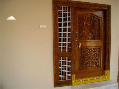 favorite tamil nadu main door models   pictures