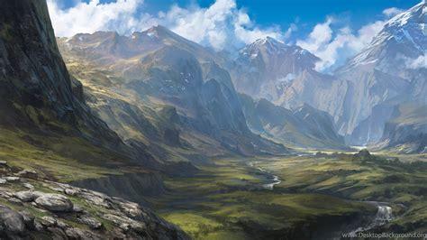 Digital Scenery Wallpaper by Scenery Wallpapers Desktop Background
