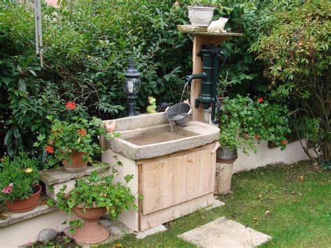 ancienne cuisine déco jardin a l ancienne