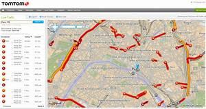 Traffic Temps Reel : une carte du trafic en temps r el sign e tomtom itnumeric ~ Medecine-chirurgie-esthetiques.com Avis de Voitures