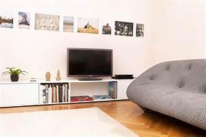 meuble tv et hifi sur mesure design et pas cher mobibam With meuble design sur mesure