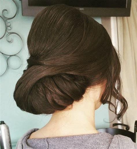 11 cute updos for long hair young hip fit