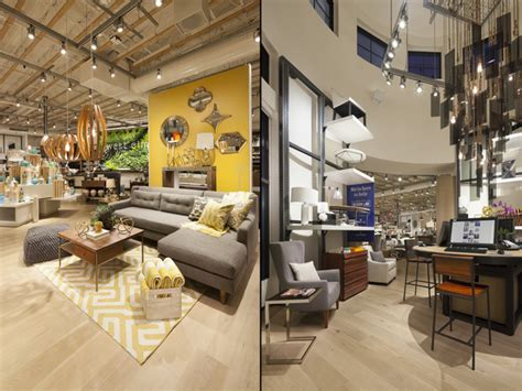 west elm home furnishings store  mbh architects