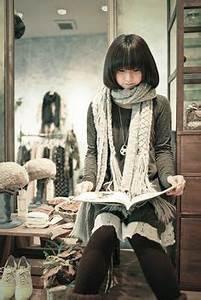 97 Best Cold weather Fashion images | Korean Fashion ...
