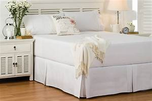 Perfects White Valance Bed Bath N' Table