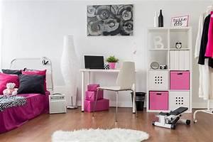 Chambre Ado Fille : meiden slaapkamer ~ Teatrodelosmanantiales.com Idées de Décoration