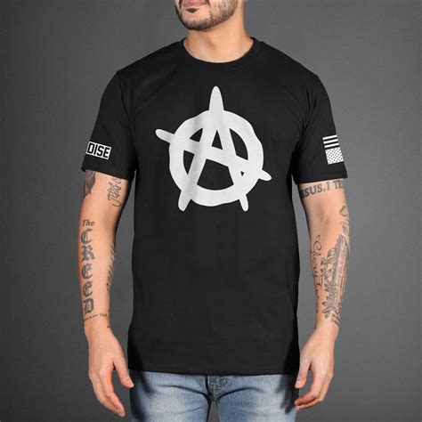aba83920 ASAP Rocky 06 Anarchy T-Shirt - WEHUSTLE MENSWEAR