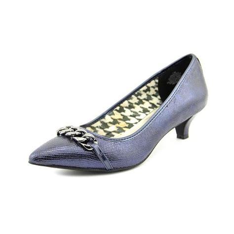 shop anne klein womens mikaela leather dress shoes