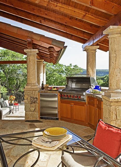 fascinating outdoor luxury kitchen design ideas