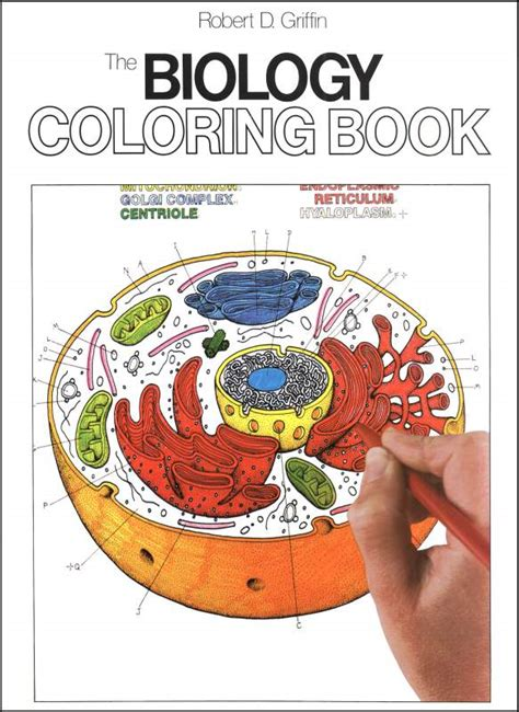 biology coloring book biology coloring book 020036 details rainbow resource