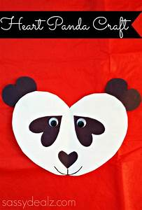 panda craft for crafty morning