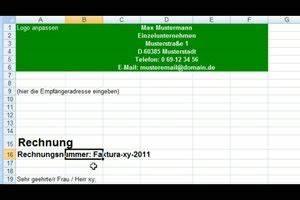 Rechnung Bahncard : stornorechnung schreiben so formulieren sie sie richtig ~ Themetempest.com Abrechnung