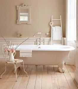 belle decoration salle de bain romantique With salle de bain romantique photos