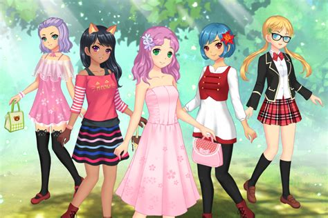 Anime Dressup Anime Dress Up For Android Apps On Play