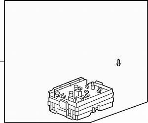 Buick Rainier Fuse  Fuse Block-instrument Panel