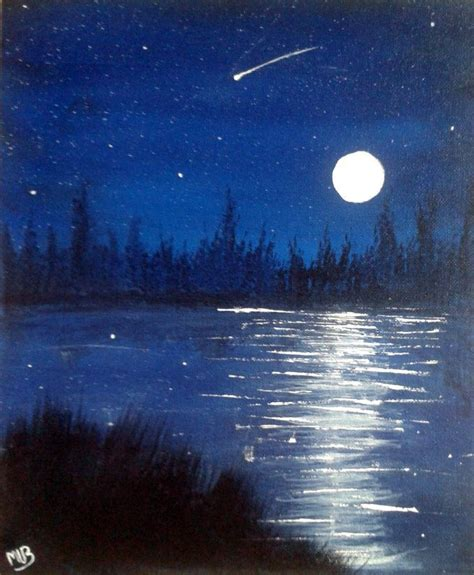acrylic paintings of at sky painting