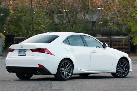 used lexus is 250 f 2014 lexus is 250 awd f sport quick spin photo gallery