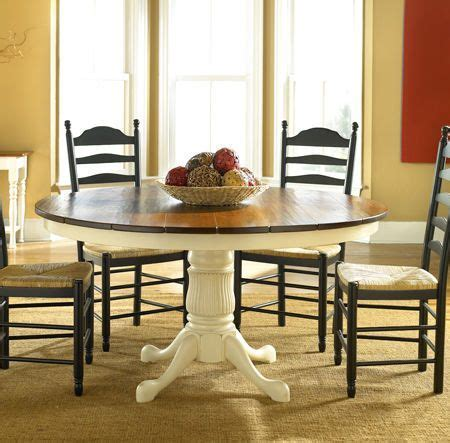 Round Cottage Dining Table for Sale Cottage & Bungalow