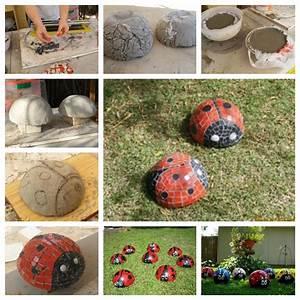 16, Inspirational, Diy, Garden, Projects, With, Stone, U0026, Rocks