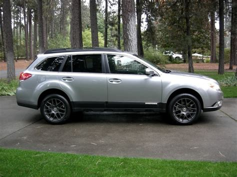 subaru outback rims sliver with gray wheels subaru pinterest subaru