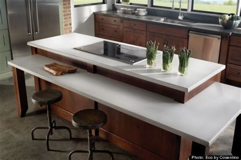 Five Green Kitchen Countertops  Huffpost. White Kitchen Cabinets Doors. Painted Gray Kitchen Cabinets. Brown Painted Kitchen Cabinets. Kitchen Cabinets In Kansas City. Kitchen View Custom Cabinets. European Kitchen Cabinet Hinges. Semi Custom Kitchen Cabinet Manufacturers. Sliding Shelves For Kitchen Cabinets Wire