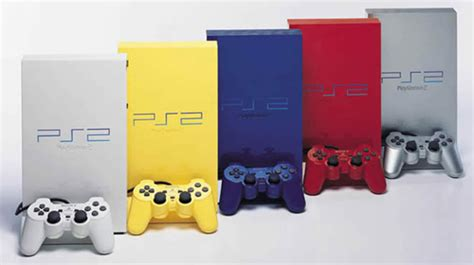 Gamestop Ps2 Console by Consoles Fan Playstation 2 Collector