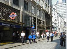 Fish Street Hill, City of London © Stephen McKay