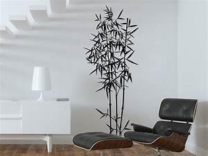 Pflanzen Für Flur : wandtattoo bambus asiatische wandgestaltung wandtattoo de ~ Bigdaddyawards.com Haus und Dekorationen