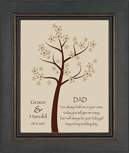 wedding gift for dad from bride thank you gift for dad on With wedding gifts for dad