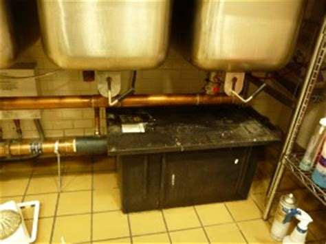 grease trap for kitchen sink faq green arrow environmental 6917