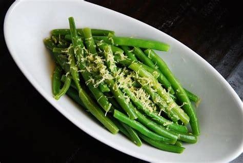 lemon  butter green beans recipe  points laaloosh