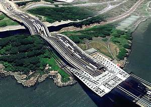 Les Ponts Vus Par Google Earth