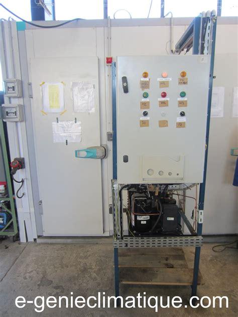 condensation chambre froid16 le 2e montage partie 3 la mise en service du