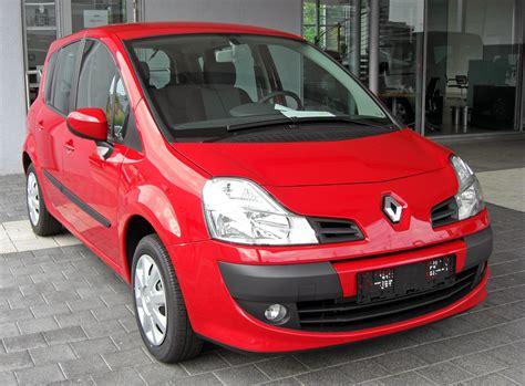 2007 Renault Grand Modus 12 16v Related Infomation