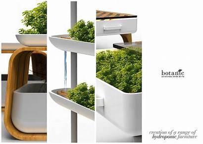 Hydroponic Furniture Hydroponics Botanic Gardening Behance Houseplants