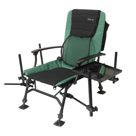 chaise de peche siège de pêche au coup sensas pack feeder pacific