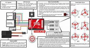 Naza H Wiring Diagram