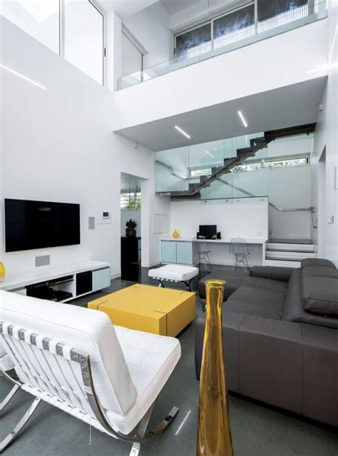 A Modern Home Exterior Contains A Clean Modern Interior by 3910 Best Living Room Designs Images On