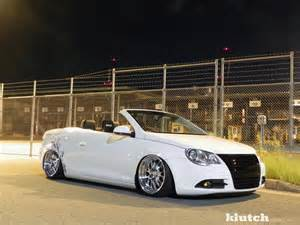 Klutch SL 14 on VW EOS! Civic fitments available! - Honda