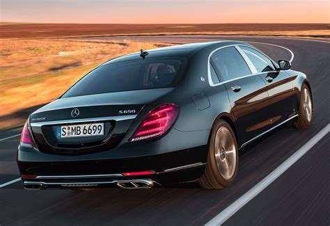We analyze millions of used cars daily. 2018 Mercedes-Maybach S 650 - specifications, photo, price, information, rating