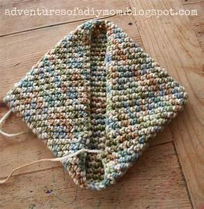 How To Crochet A Hotpad