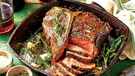 romantic dinner recipes   southern living