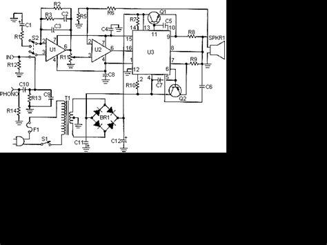 Watt Amplifier