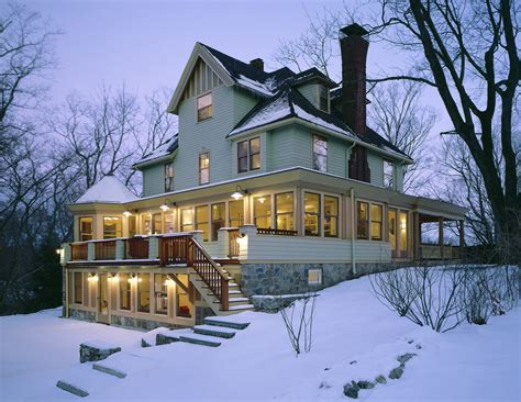 Victorian Re-Envisioned   Addition - Whole House   Newton