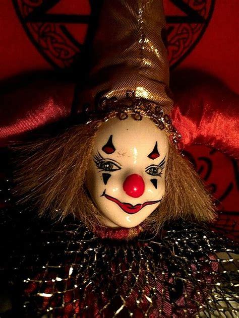 pin  winnewickedwares  paranormal haunted dolls